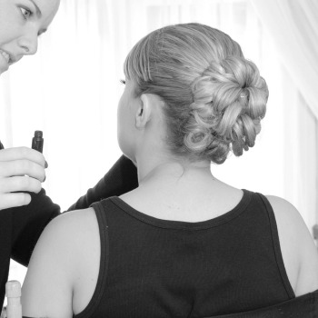 Kent Bride Wedding Makeup