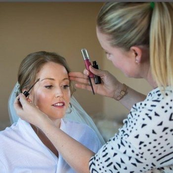 wedding makeup deal kent