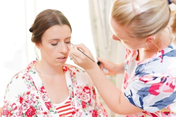 kent wedding makeup artist laura baker